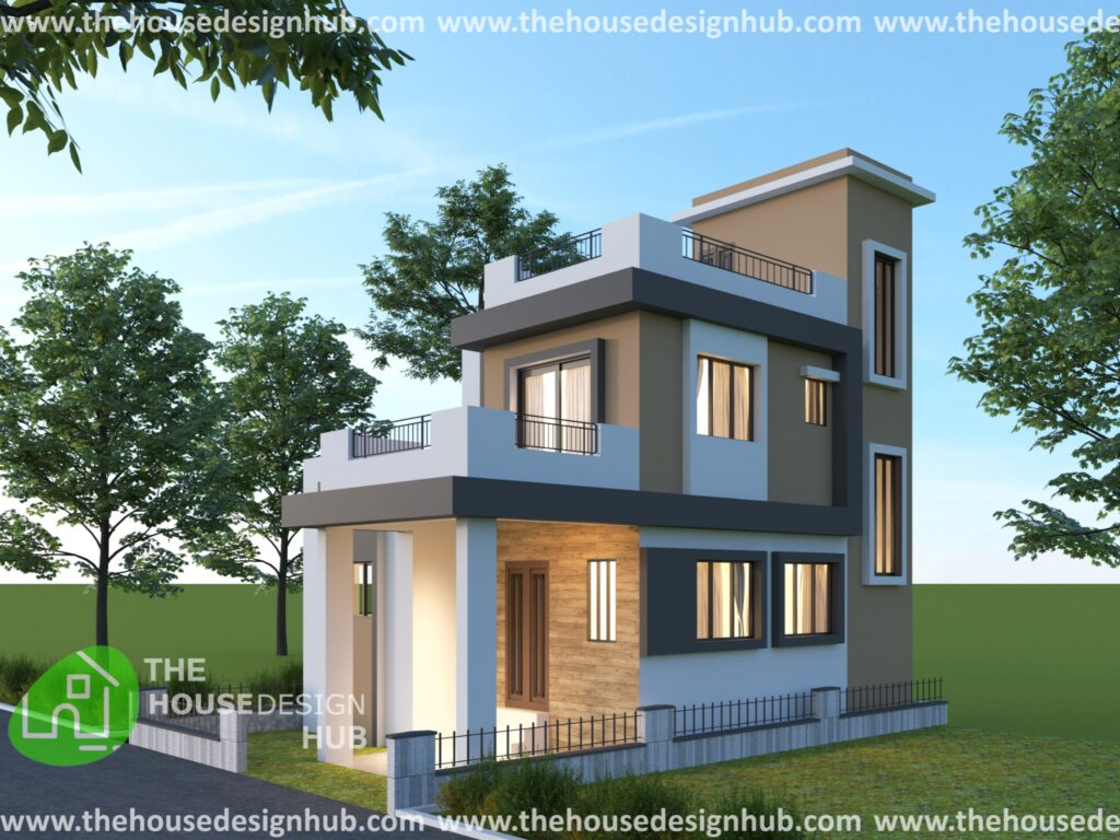 Beautiful Low Cost Small Modern House Design   The House Design Hub